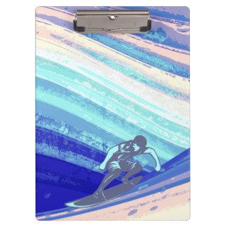 Clipboard, Ocean Surfer