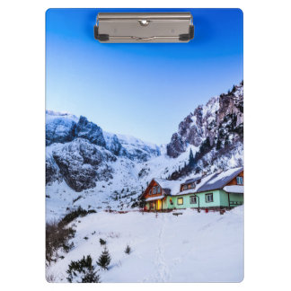 Clipboards Malaiesti, Bucegi mountain