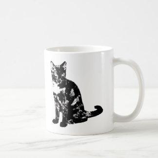 Clipped-Ear Feral Cat Coffee Mug