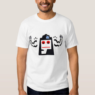 Clippy the ABA Clipboard T-shirt