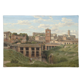 Cloaca Maxima, Rome by Christoffer Eckersberg Placemat
