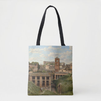 Cloaca Maxima, Rome by Christoffer Eckersberg Tote Bag
