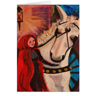 Cloak and Carriage Card