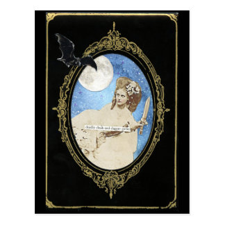 Cloak & Dagger Postcard