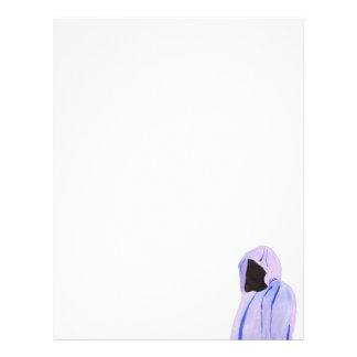 Cloaked Figure Letterhead