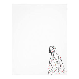 Cloaked In Autumn Letterhead