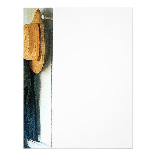 Cloakroom Flyer Design