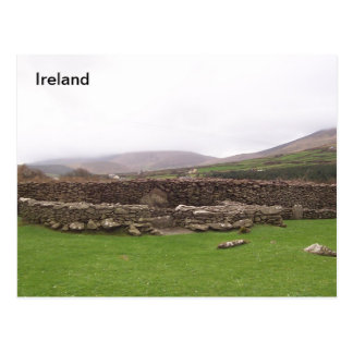 clochan, Risac, Kerry, Ireland Postcard