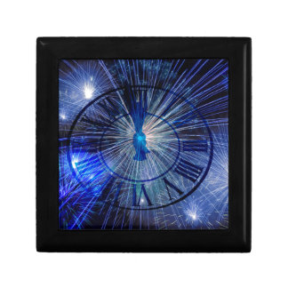 Clock #2 gift box