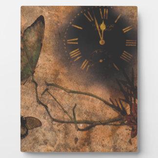 clock-884-eop plaque