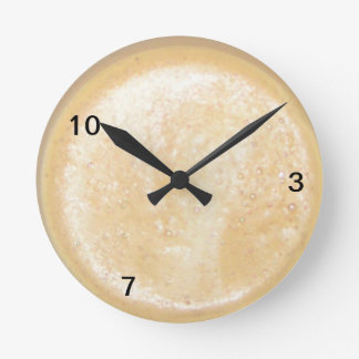Clock - coffee times