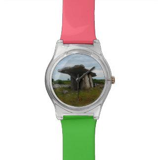 Clock Dolmen Wristwatch