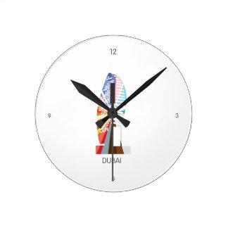 Clock - Dubai