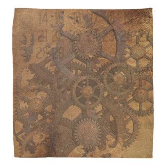 Clock Gears Steampunk Art Do-rags