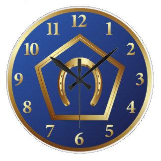 Clock: Germanna Foundation Large Clock