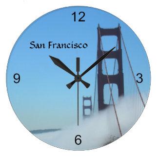 Clock - Golden Gate Bridge, San Francisco