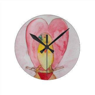 Clock in Love