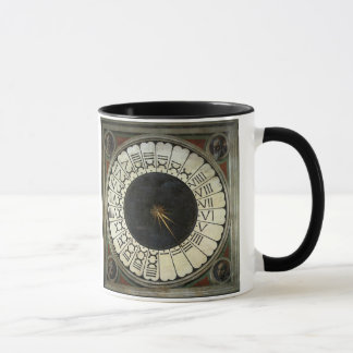 Clock in the Duomo by Paolo Uccello Mug
