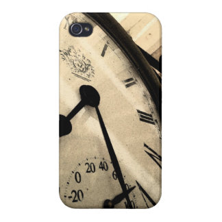 Clock iPhone Case Case For The iPhone 4