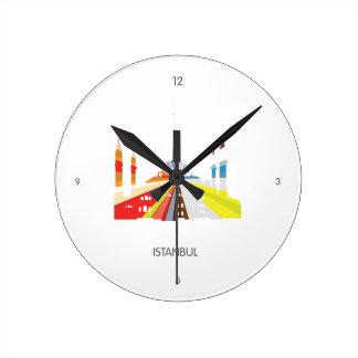 Clock - Istanbul
