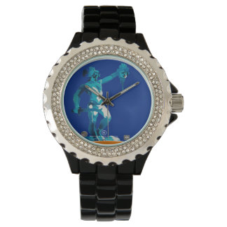 Clock Jellyfish Sketcher Wristwatches