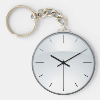 Clock Keychain