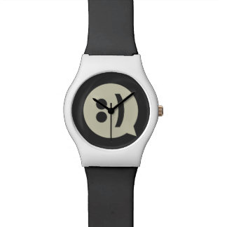 Clock May28th Smile Phase Chat Wristwatch