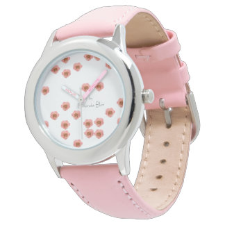 Clock Miranda Blur Watch