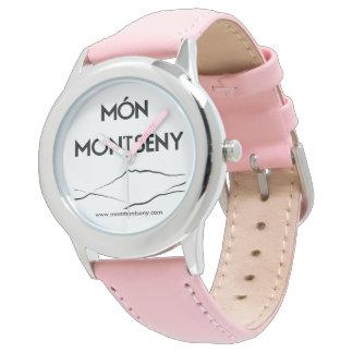 Clock monmontseny watch