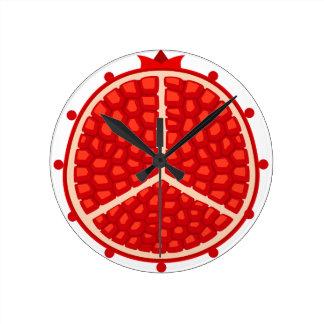 Clock of grenade
