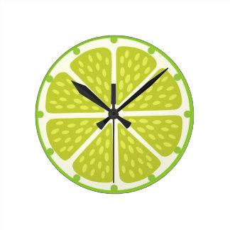 Clock of Lima