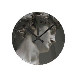 Clock of Michelangelo's David