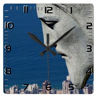 "Clock of wall ""REDEEMING CHRIST """