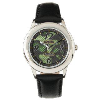 Clock POP Rock Watch