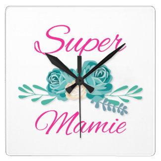 Clock super granny