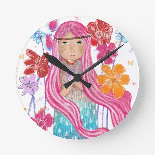 Clock wall clock time homedecor accessories
