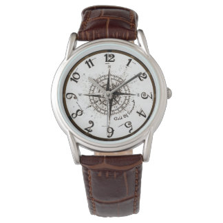 Clock Wind rose Gold Of Savannah Watch