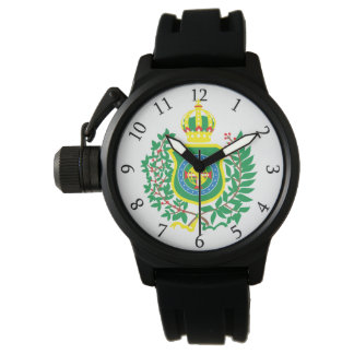 Clock with Blazon of the Imperial Flag Watch