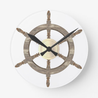 Clock with Helm design