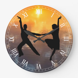 Clockart  (23) large clock