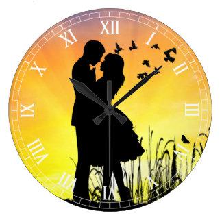 Clockart  (29) large clock