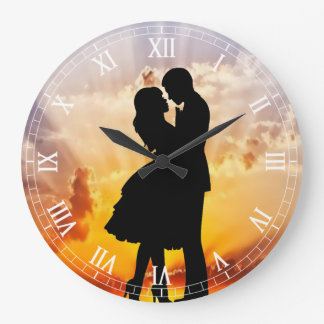 Clockart  (34) large clock