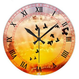 Clockart  (41) large clock