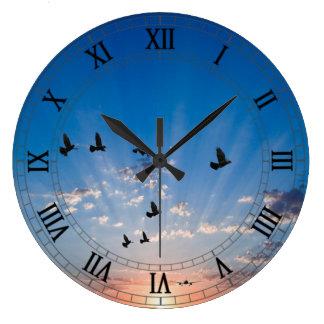 Clockart  (42) large clock