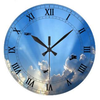 Clockart  (43) large clock