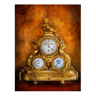 Clockmaker - Anyone have the time Postcard
