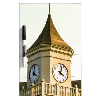 Clocktower Dry Erase Board
