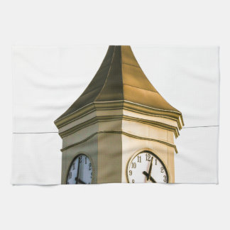 Clocktower Kitchen Towel