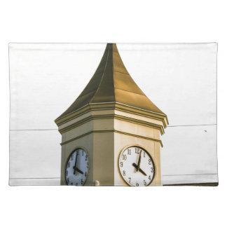 Clocktower Placemat