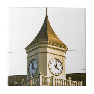 Clocktower Tile